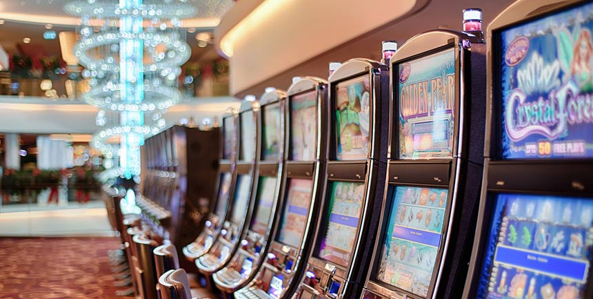 slots machine strategy