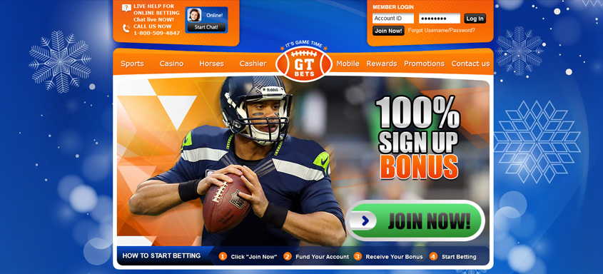 GT Bets Page