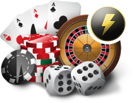 Instant play casino games