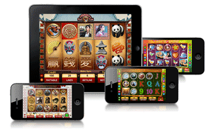 Mobile Android and iPhone slots