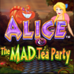 Alice Mad Tea Party - Slots 3D