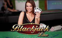 Blackjack Live Dealer