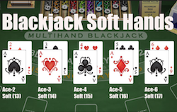 Blackjack Soft Hands