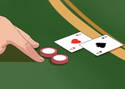 Blackjack Split Hand